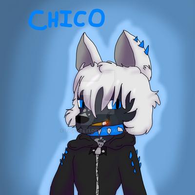 Chico for ReesieRoo by Ticci-Teti