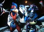 Falco shuts Wolf's mouth