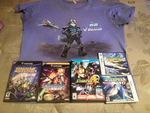 My Star Fox collection (Update)