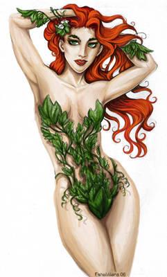 Poison Ivy by EsheMilana