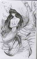 Merman by shinigami-sama
