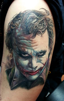 Joker Portrait