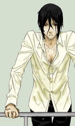 Sebastian Colored by Cat-Alin