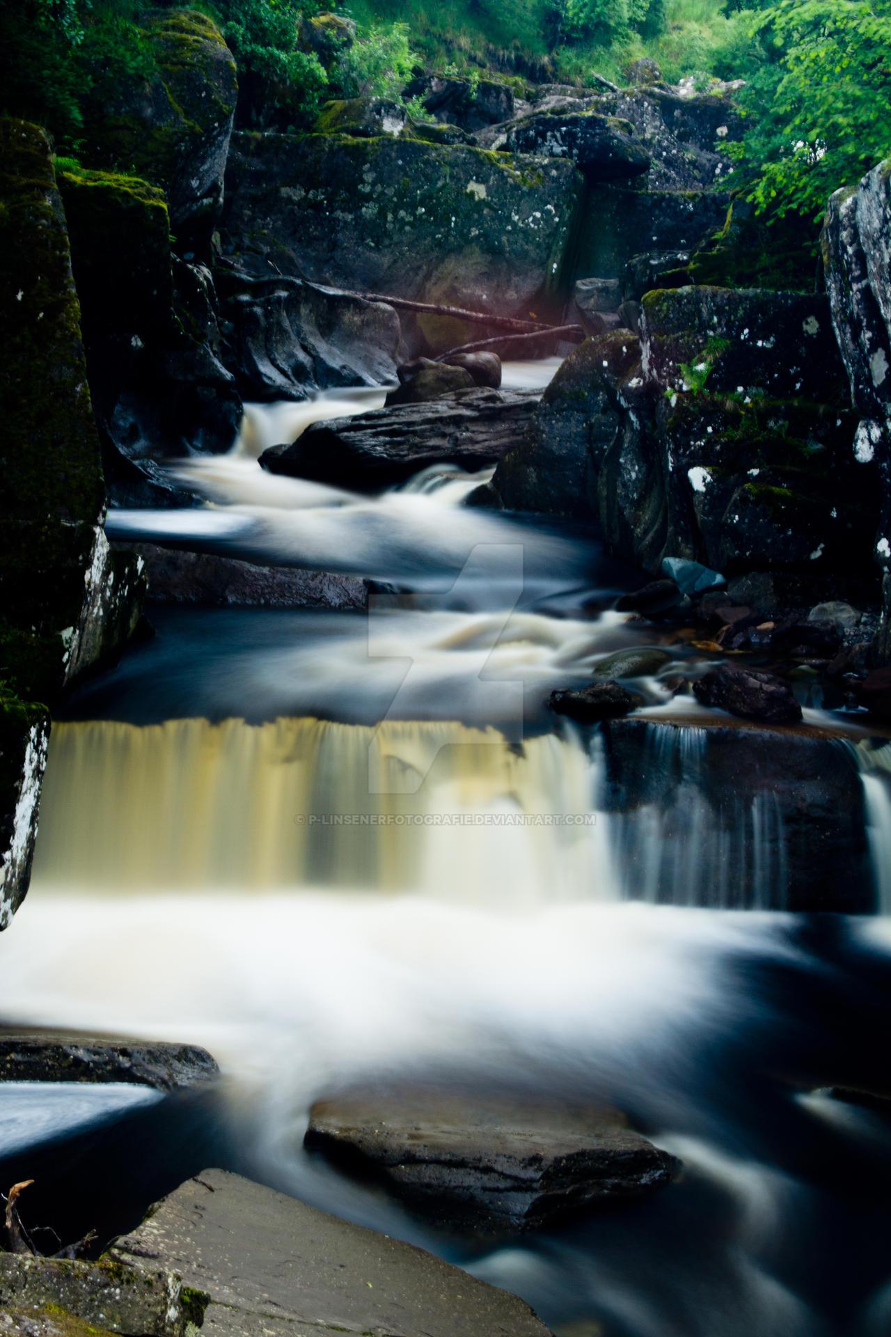 Waterfalls, wonder of water by P-LinsenerFotografie