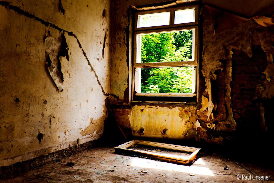 Through the window by P-LinsenerFotografie