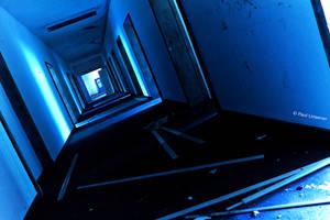 Down the hallway