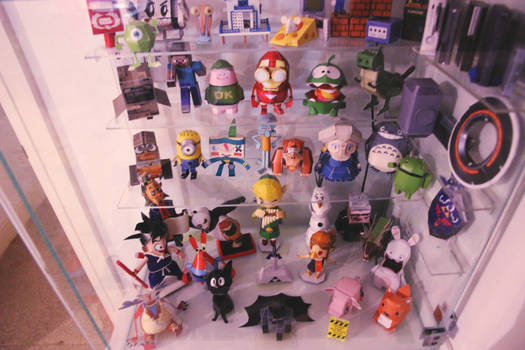 Papercraft Collection 02
