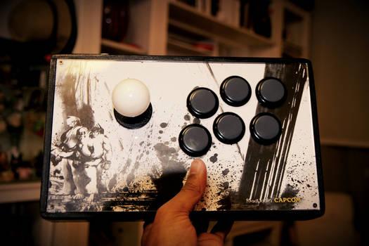 6 Button Custom arcade fight stick Ryu