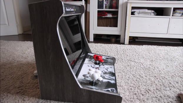 Retro Arcade Machine