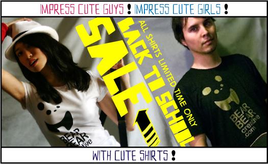 Panda Shirts on Sale by BearBearCreative