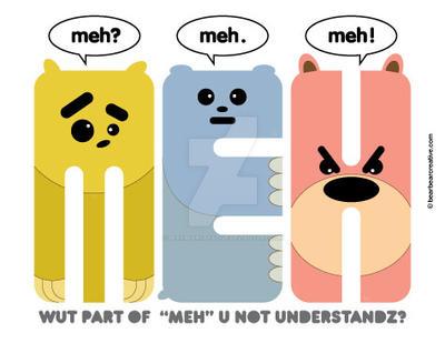 manymeaningsofmehtome by BearBearCreative