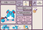 PMDO: Lily's App