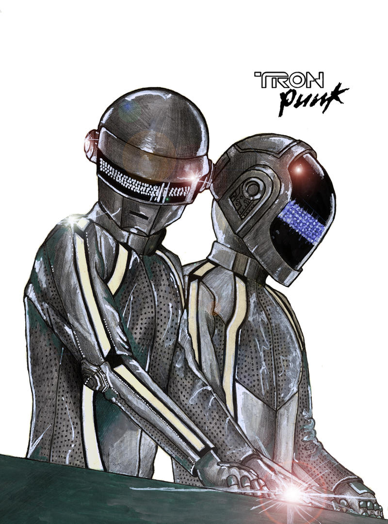 Tron Punk by YouCannotFalter