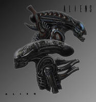 ALIEN and ALIENS Legacy by YouCannotFalter