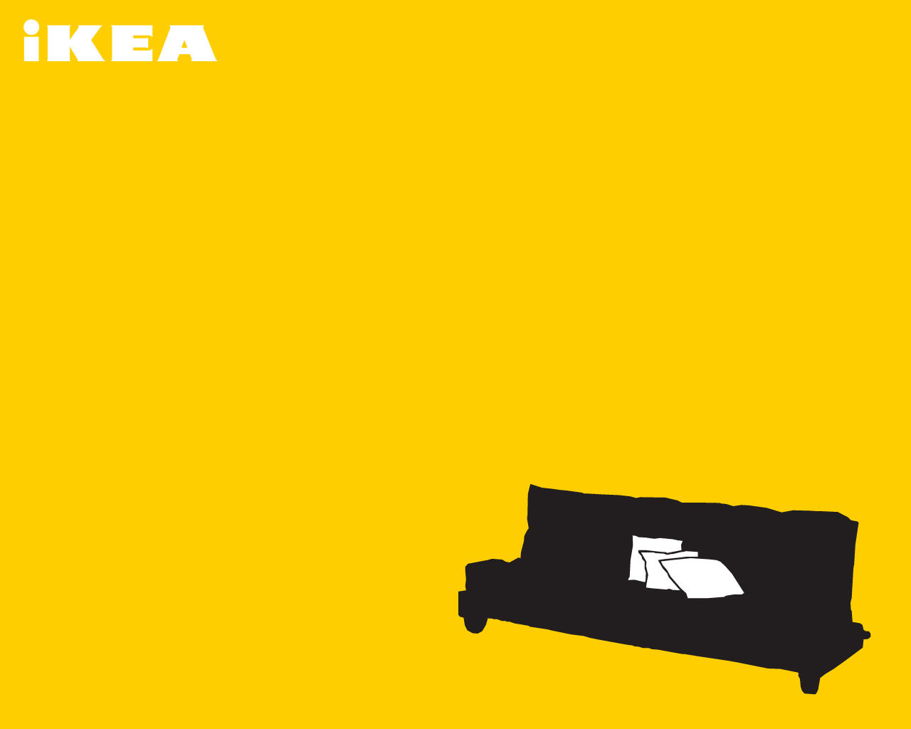 Ikea wallpaper