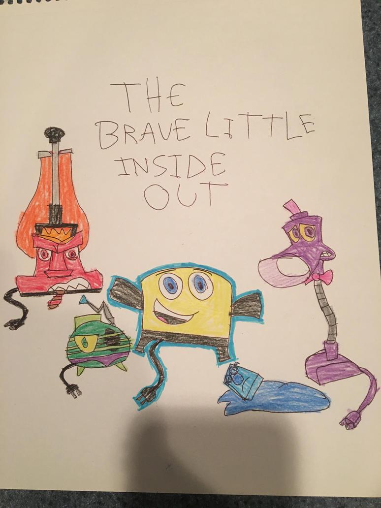 The Brave Little Inside Out by Jarmasea on DeviantArt