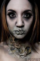 Dead Silent by jaggedsoul