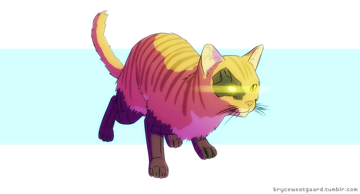 meow by Wafflebryce