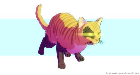 meow by WaffleFoxAlpha