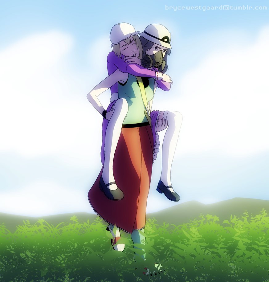 AAtatat carrying AAABBHM by Wafflebryce