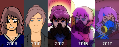 Style Changes by WaffleFoxAlpha