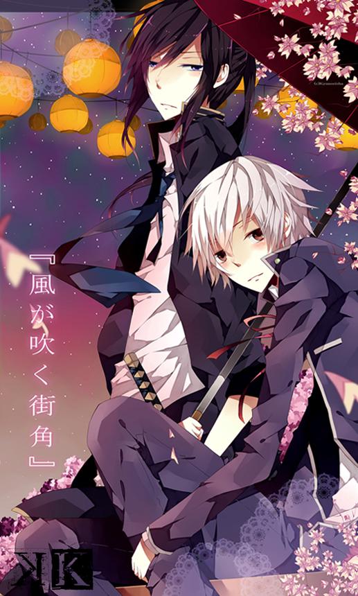 K: kaze ga fuku machikado by kyuuseisha