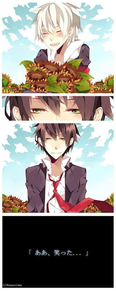 CR: yakusoku by kyuuseisha