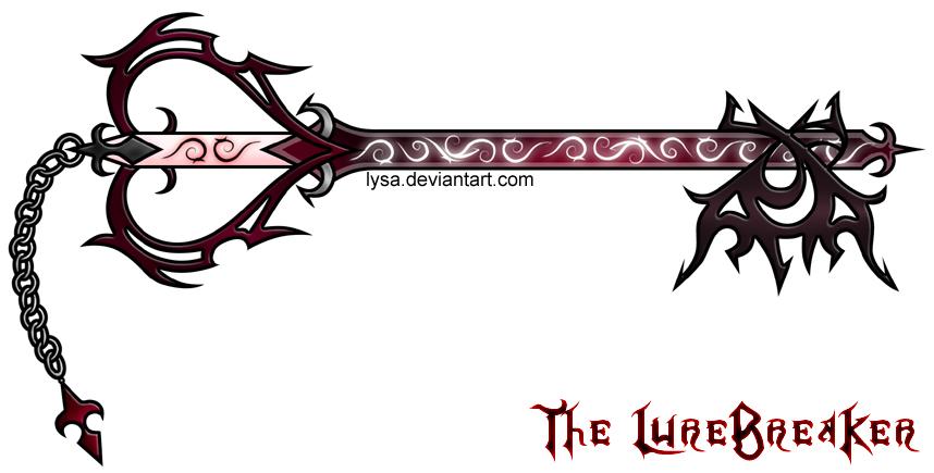 Luchando contra el pasado [Priv. Zhonen,Erza,Tifa y Zack] The_LureBreaker_Keyblade_by_Lysa