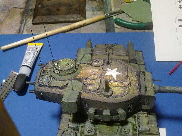 T29 turret by Raven-Al
