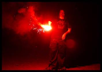 Arm of Fire by mygreymatter