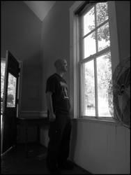 Closed Window Open Door by mygreymatter