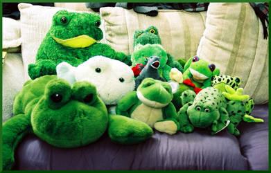 Johns Frogs by mygreymatter