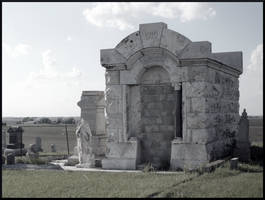 Little Crypt on the Prairie by mygreymatter