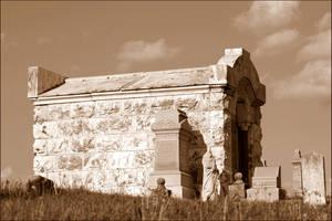 Little Crypt on the Prairie 3 by mygreymatter