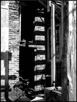 Corner Under the Stairs by mygreymatter