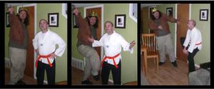 Martial Artist Fail 3 by mygreymatter