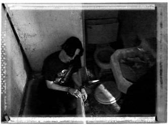 The Last Bath by mygreymatter