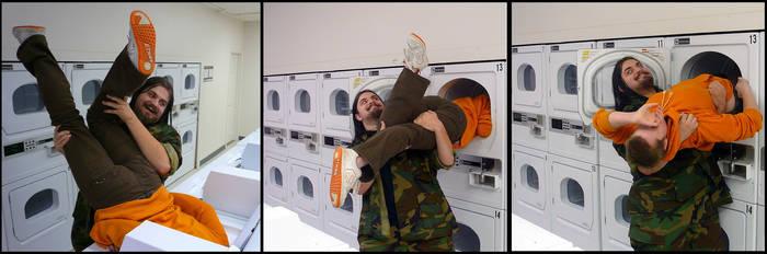 Wash Rinse Repeat by mygreymatter