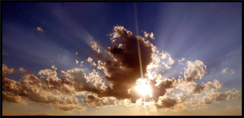 The Sun Even Shines by mygreymatter