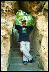 Arch of Stone by mygreymatter