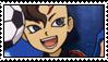 .::Stamp - :SHIN TEIKOKU: Fudou Akio::. by ChicaTH