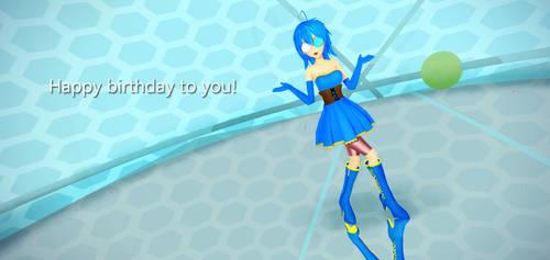 . Happy birthday, amiamy111! .