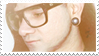 . Stamp - Skrillex 01 . by ChicaTH