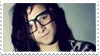 . Stamp - Skrillex [ 02 ] . by ChicaTH
