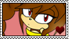 - Stamp: Evan the Hedgehog. - by ChicaTH