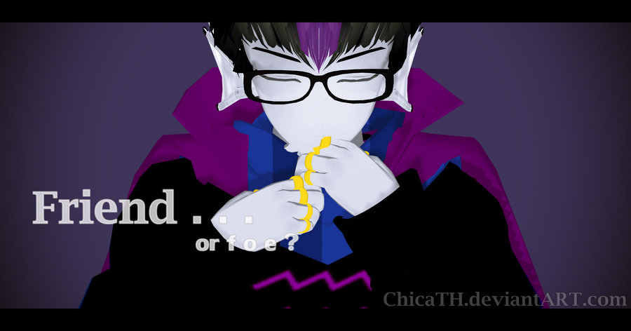 - MMD Video: Friend ( or foe? ). - by ChicaTH