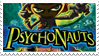 - Stamp: Psychonauts. - by ChicaTH