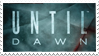 - Stamp: Until Dawn. - by ChicaTH