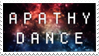 - Stamp: Apathy Dance. - by ChicaTH