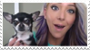 - Stamp: Jenna and Marbles. - by ChicaTH